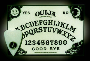 home made ouija