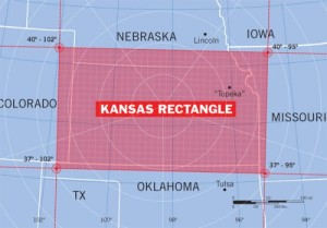 kansas rectangle